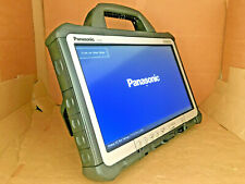 PANASONIC TOUGHBOOK CF-D1 RUGGED DIAGNOSTICS ENGINEERS XENTRY TABLET-RS232.