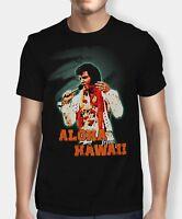 Elvis Presley Aloha from Hawaii Men T Shirt