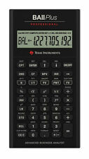 Texas Instruments TI-BA-II Plus Professional Financial Calculator