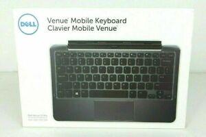 NEW Dell K12A Venue 11 Pro 5130 7130 7140 D1R74 Tablet Docking Station Keyboard