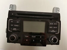 Original 2011 Hyundai Sonata Autoradio XM Sat Radio CD Player 96180-3Q000