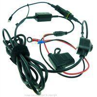 Alta Potenza Bicicletta Hardwire Caricatore Per Iphone 5 5S 5C Tigra BikeCONSOLE