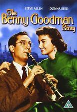 The Benny Goodman Story starring Steve Allen,Donna Reed (DVD)