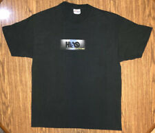 Vintage HBO Black T-shirt It's Not TV It's HBO Sopranos Game Of Thrones Size L