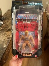 Masters of the Universe He-man Commemorative Series Limited Edition 1 of 15,000