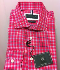 Kent&Curwen UK Luxury beautiful shirt Lslim(Fit is 50/40~41) NWT$195 Luckysale