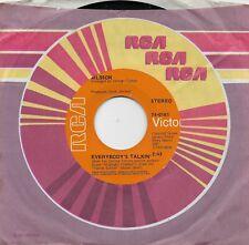 HARRY NILSSON  Everybody's Talkin' / Rainmaker  rare 45 from 1969