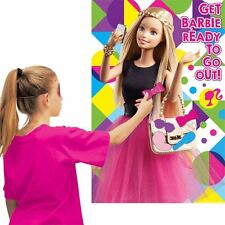 Barbie party game (similar to pin the tail to the donkey)
