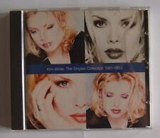 Kim Wilde The Singles Collection 1981 - 1993 CD
