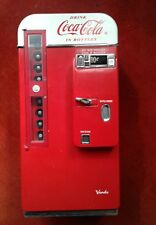 Coca Cola mini fridge bank