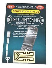 Universal Generation X PLUS Cell Phone Antenna Booster Signal Enhancer
