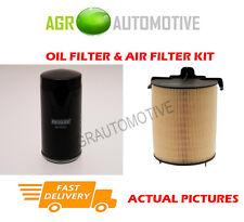 PETROL SERVICE KIT OIL AIR FILTER FOR SEAT TOLEDO 1.6 102 BHP 2004-09