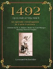 "1492 B'way script.Theresa Vaughn & Buckbee banjo"", L. Schneider's official site,"