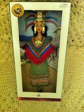 Princess of Ancient Mexico Barbie  World Collection Mint /NRFB