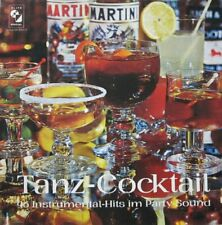 TANZ-COCKTAIL - 96 INSTRUMENTAL-HITS IM PARTY-SOUND  - 4 LP BOXSET