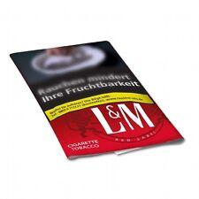 10 x L&M Red à 30 Gramm Zigarettentabak / Tabak