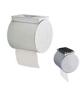Kohler Toobi K-15466T-CP Toilet Tissue Holder w/Tray Size: 134.5x129x74mm NIB