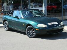 2000 W MAZDA MX-5 1.8i 140hp CONVERTIBLE 2dr - ONLY 64192 MILES!