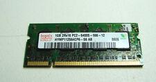 Hynix HYMP112S64CP6-S6 1GB (1x1GB) PC2-6400 DDR2 Laptop Memory