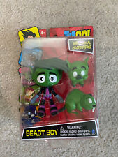 Teen Titans Go! Beast Boy Jazwares Action Figure
