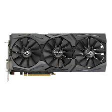 Asus ROG GeForce GTX 1070 Strix Gaming, scheda grafica 8 Gb GDDR 5, DVI-D, HDMI, DP