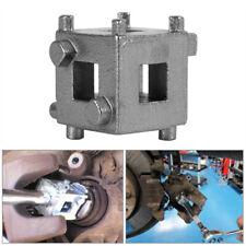 Rear Disc Brake Piston Retractor Tool Adaptor Silver Car Repair Tools