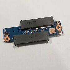 Asus G750J HDD Connector Festplatten Adapter Anschluss Board