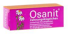 Osanit Zahnungskügelchen zuckerfrei 7,5g / PZN: 01296824