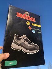 BRAHMA Steel Toe Slip Oil Resistant Sneakers Work Shoes Mens Size 13 ❤️sj12m1