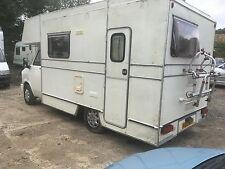 Camper Van Caravans & Motorhomes
