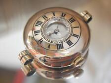 ROLEX Demi Hunter 9ct Gold 9k 9C Ladies Watch Antique 1920 Semi Hunter Restored