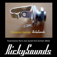 Mono Jack Socket for Rickenbacker Bass Or Guitar