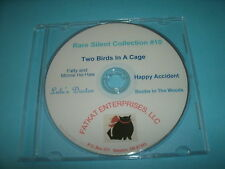 Rare Silent Film Collection #10 Fatty Arbuckle, Harry Langdon, Sidney Smith