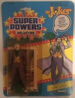 1984 Kenner Super Powers The Joker  Vintage Carded Figure