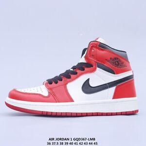 Nike Air Jordan 1 Retro High Rouge Classique Université Nouveau