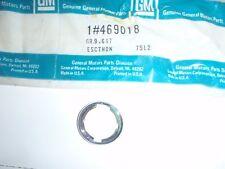 NOS GM DELCO Power Antenna Escutcheon Bezel 78 79 80 Chevy Monte Carlo # 469018