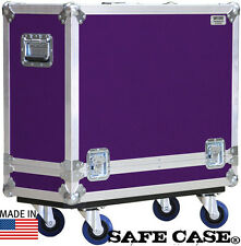 """Ata Safe Case for Marshall Marshall Dsl40C Road Case 1/4"""" Ply Purple"""