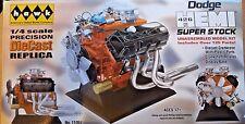 Hawk 1/4 scale Precision Diecast 426 Dodge Street Hemi engine  No. 11057