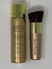 Jerome Alexander MagicMinerals AIRBRUSH Spray Foundation 2 Pc Kit - Medium Shade