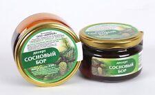 Jam from pine cones 250 grams