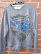883 POLICE COLORADO  MARINA 5  GREY SWEATSHIRT  XL USED COND