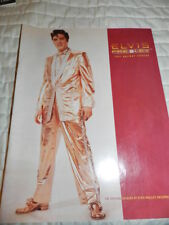 Lot of 3 1997 Elvis Presley Official EPE,Inc. Merchandise Catalogs