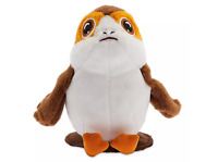 Disney Parks Star Wars Porg Magnetic Shoulder Pal Plush Doll - NEW