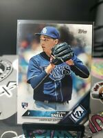 2016 Topps Update #US67 Blake Snell Rookie Baseball Card RC Tampa Bay Rays