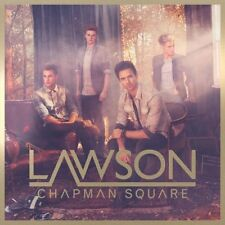 LAWSON - CHAPMAN SQUARE -DELUXE EDITION  2CD SET (NEW & SEALED)