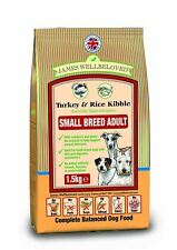 Wellbeloved Turkey and Rice Small Breed Adult 7.5kg - 18750