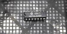 Hitachi Car Audio Quad Dual Input High Voltage NAND Gates IC HD74LS26P NIB