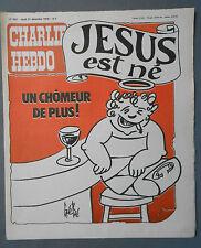 ►CHARLIE HEBDO N°423  - DECEMBRE 1978 - GéBé
