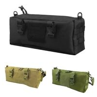 Tactical Molle Waist Pack Large Capacity Pouch Outdoor Multi-Purpose Hiking Bag