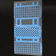 60-Hole17mm 3-Layer Test Tube Rack Holder Storage Stand Lab Healthcare Device A+